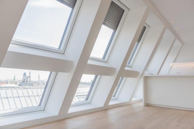 Roto Dachfenster, Staudgasse Wien © Johann Perger photography Fotografie